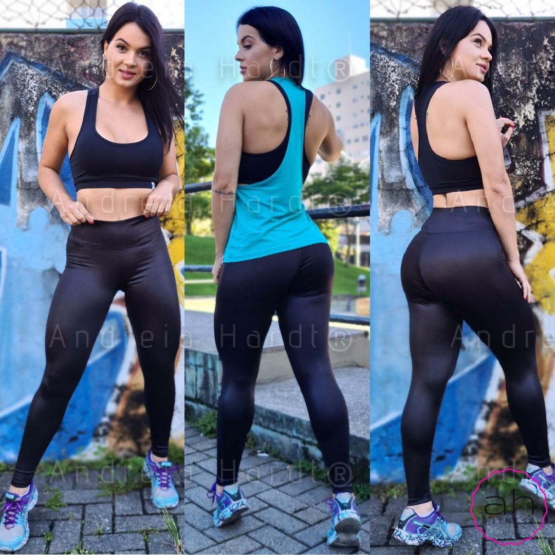 Calça Legging Lifestyle - Ref: Ah89 - Catalogo online
